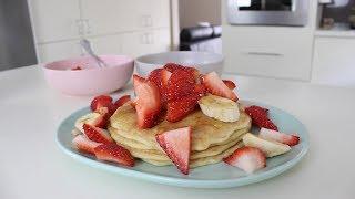 Gluten Free + Dairy Free Pancakes!!!!