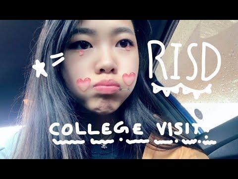 RISD College Visit!!!