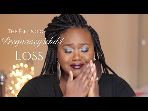 The feeling of losing a Pregnancy/Child | Chanel Boateng