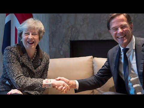 União Europeia unida sobre o Brexit