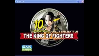 The King of Fighters 10th Anniversary Mugen:Abertura