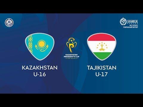 Кубок Президента РК / Казахстан U-16 – Таджикистан U-17 / КФФ ТВ