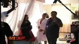 Daniela Alvarado y Luis G. Abreu le hacen una Broma al Director de UEPE en Que Locura!