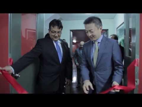 Apertura de clases de chino - Campus Lima