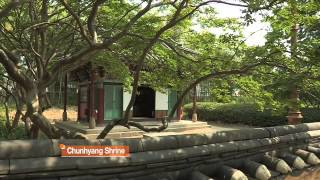 Love story in Namwon (Chunhyang 춘향전)