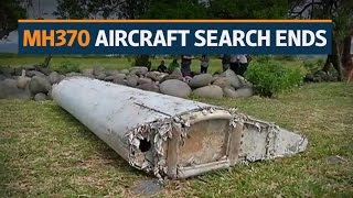 How the search for MH370 aircraft fizzled out after three years