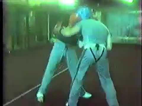kickboxing sparring joe lewis vs john graden