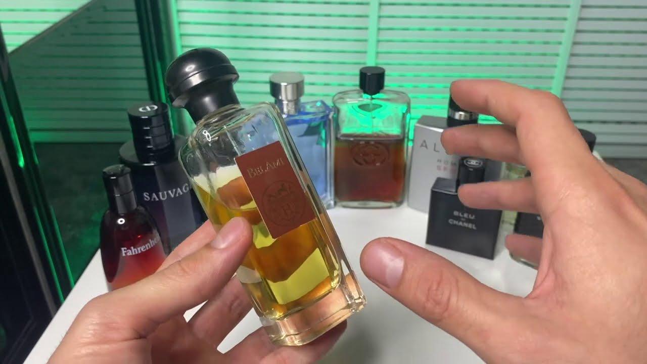 Лучшие классические мужские ароматы // Комплиментарный мужской парфюм