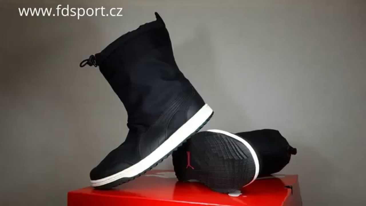 Snow Ankle Boot Black-Cerise Dámské boty 356760-02 - YouTube b62a911cbb3
