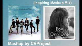 V6 ft. BoA - Only One, dreaming (Inspiring Mashup Mix)