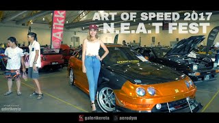 Art Of Speed 2017 (HALL C) N.E.A.T FEST 2017