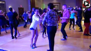 social dance compilation | Houston Salsa Congress
