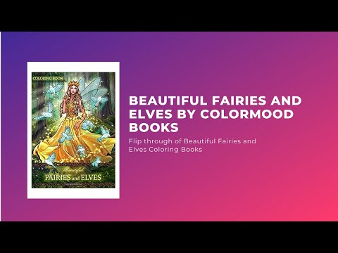 Beautiful Fairies and Elves