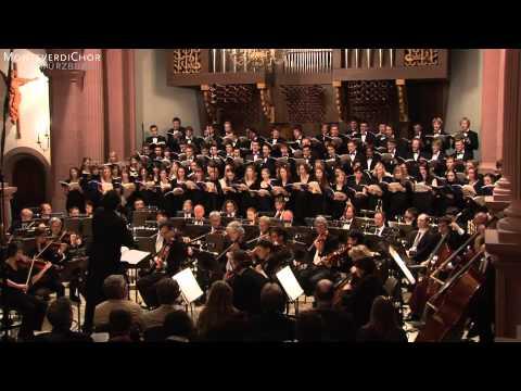 John Rutter: Magnificat - 3. Quia fecit mihi magna