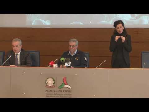 Conferenza stampa 26 febbraio 2020 ore 12.00 – Coronavirus