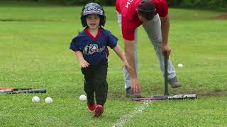 i9 Sports 352: T-Ball Player Highlights- Jacksonville (5/19/18)