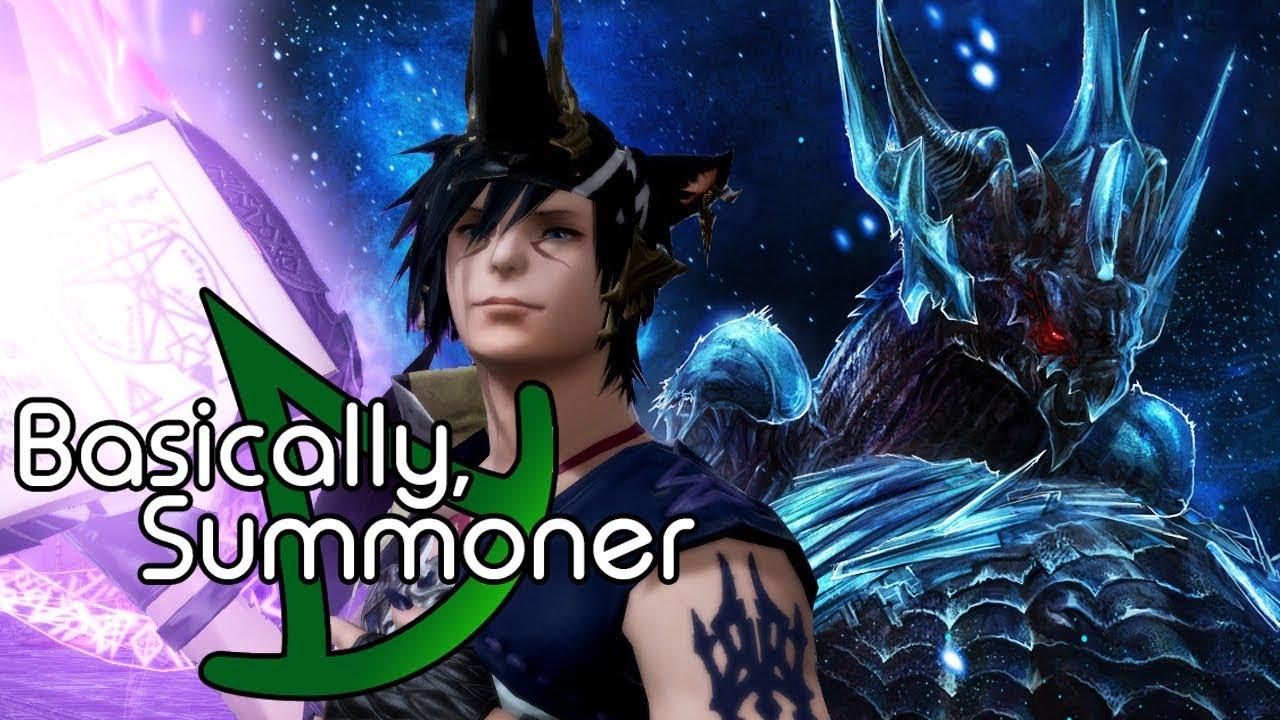 Basically, Summoner 2 | FFXIV