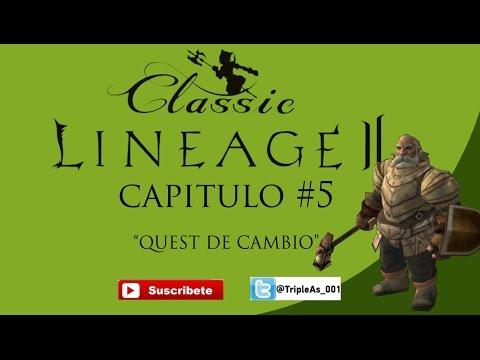 Repeat Lineage 2 Classic LO BUENO LO MALO RAZA ELFOS by