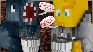 Minecraft - Build Battle Buddies - COFFEE!! W/AshDubh
