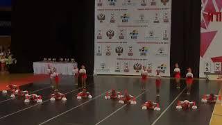 Команда Звезды (девочки) на ПР-2018