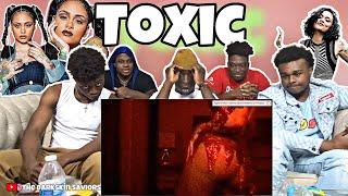 Kehlani - TOXIC (Quarantine Style) | REACTION!