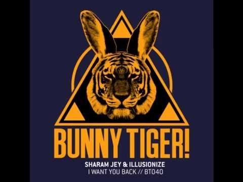 Sharam Jey & Illusionize - I Want You Back // BT040 [OUT NOW!]
