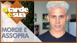 """Silvero Pereira sobre Claudia Raia: """"Não concordo, mas respeito"""""""