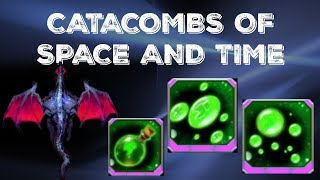 Catacombs of Space and Time - Ark of War
