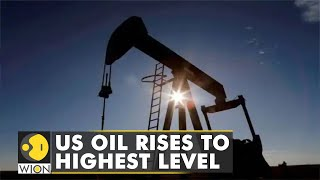 U.S. oil prices rise for a fifth day   Natural Gas   Crude Oil   Latest News Updates   WION