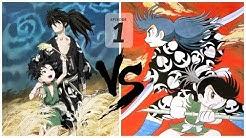How Did They Change Hyakkimaru? | Dororo Manga VS Anime Comparison Episode 1