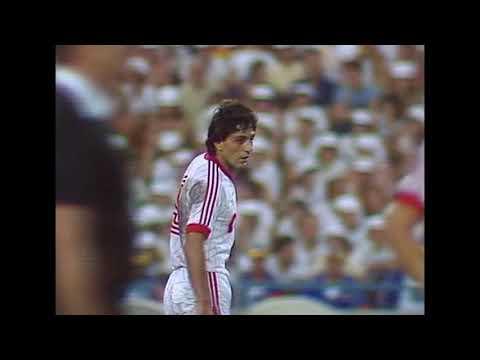 Супергол Хорена Оганесяна. 1983 год.