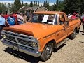 1975 Ford F250 Pickup with only 6167 miles Sold at Auction Today