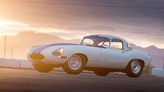 Lightweight Jaguar E Type 10th of the 12 factory Lightweight Jaguar E-Types Goes For Auction