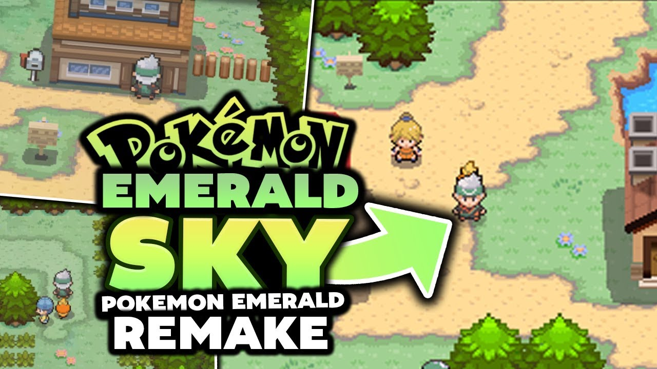 pokemon emerald apk for android