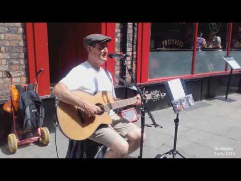 Dave Morris - Wonderful Tonight (Eric Clapton Cover)   York City Centre
