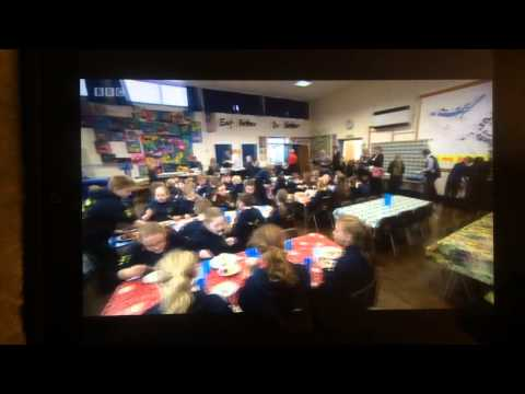 St peters Academy talk school dinners.....