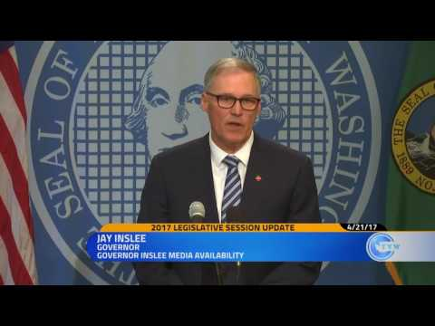 Governor Jay Inslee orders Special Session