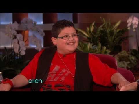Rico Rodriguez on Ellen