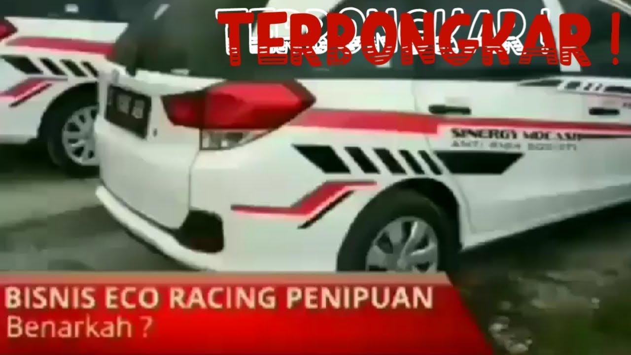 Terbongkar Bisnis Eco Racing Penipuan Benarkah Youtube