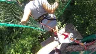 Crazy Family - Jungle Adventure Park San Zeno - Part 2