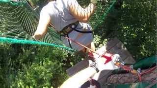 Crazy Family - Jungle Adventure Park San Zeno - Part 2