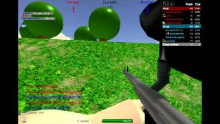Roblox Paintball Musik Video