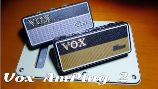Vox AmPlug 2 (Blues & Clean) - Greg's Guitar Gear