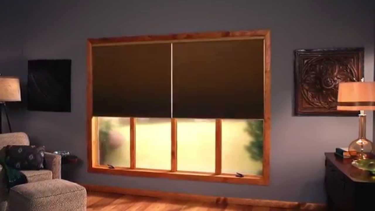 Energy Saving Window Treatments by Budget Blinds YouTube