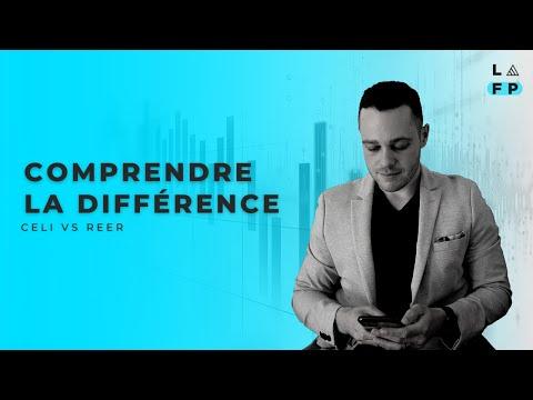 LE CELI V.S REER - Comprendre la bourse et finance au Québec