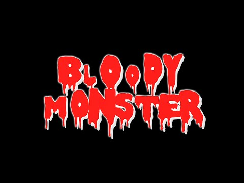 BLOODY MONSTER  (Lyric Video) - DEQN SUE