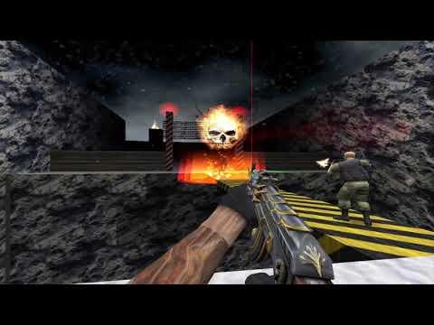 CS 1.6 - World War'Z - JURRASIC PARK 3 ESCAPE