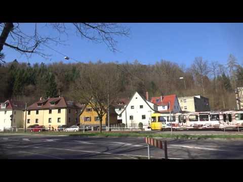 28 03 2017  Mit dem Fahrrad von Stuttgart Ost nach Stuttgart Vaihingen 2