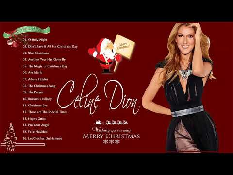 christmas-songs-2019-by-celine-dion---celine-dion-christmas-album---merry-christmas-songs-2019