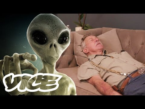 Treating Alien Abduction Victims with Hypnotherapy